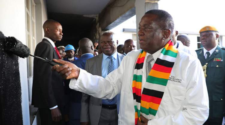 US tells Mnangagwa to stop interfering with trade unions